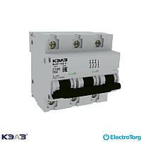 Автоматический выключатель ВА47-100-3C80-УХЛ3 Курск
