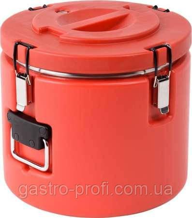 Термоконтейнер для транспортировки еды, термос для еды 15л YatoGastro YG-09225