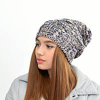 Женская шапка LaVisio. 414-130 коричневый, фото 1