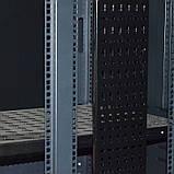 Вертикальный кабельный организатор 42U до шкафов MGSE, (ширина 120 мм), фото 5