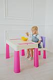 Детский игровой столик и стульчик PP-002P, фото 2