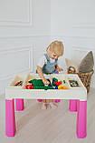 Детский игровой столик и стульчик PP-002P, фото 3