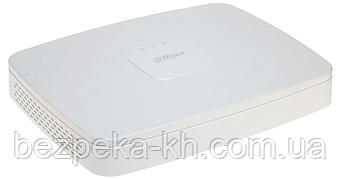 8-канальний мережевий Smart 4К відеореєстратор з 8PoE DH-NVR4108-8P-4KS2/L