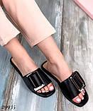 Жіночі шльопанці Dior Soben білі, бежеві, чорні, фото 4