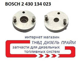 Проставка форсунки Еталон, IVECO Розмір 14 мм. - 3.1 мм. Штифти 1,8 мм 2 430 134 023, фото 3