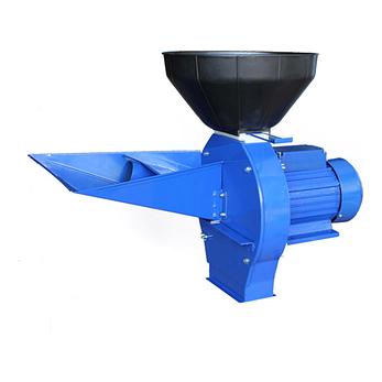 Кормоизмельчитель (зернодробилка) 2,5 кВт МЛИН-ОК МЛИН-9, фото 2