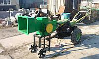 Рубильная машина (измельчитель веток) мотоблочная Володар РМ-90М