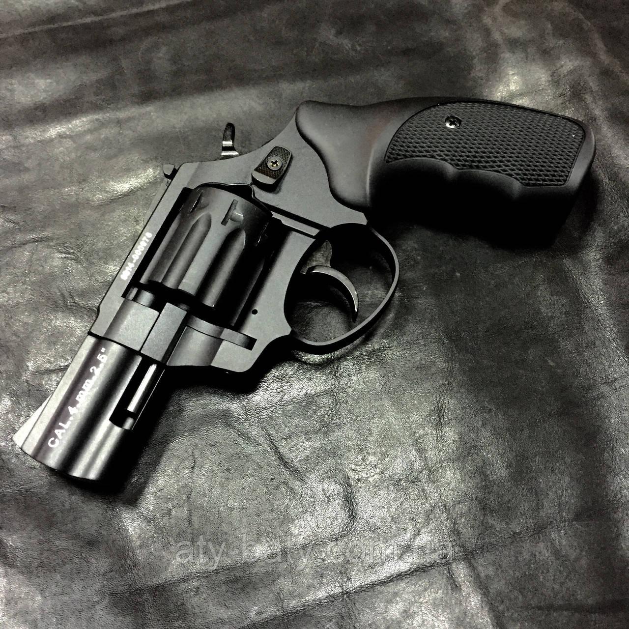 Револьвер флобера Stalker 2,5 Black