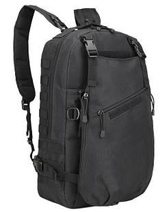 Рюкзак тактичний A59 40 л, чорний
