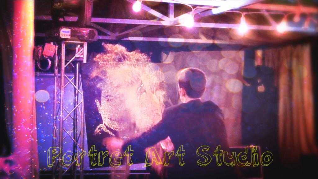 Шоу Золотая пыль на ваш праздник