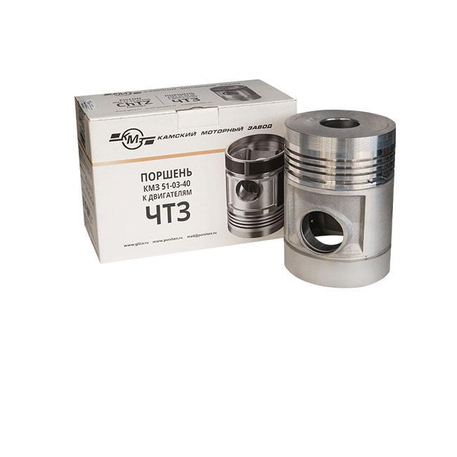 Поршень 51-03-40 (Д 160 d 150 мм) (КМЗ) (олово) гр.М