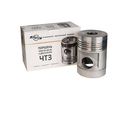 Поршень 51-03-40 (Д 160 d 150 мм) (КМЗ) (олово) гр.М, фото 2