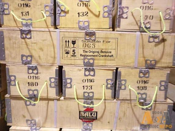 """Вал колінчастий (коленвал) Д-65 на ЮМЗ Д03-08-А Індія ТМ """"BALU"""", фото 2"""
