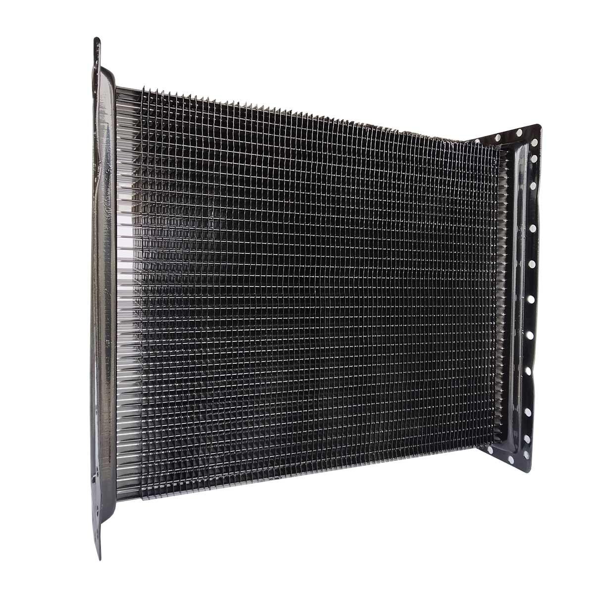 Серцевина радіатора 4-х рядна алюміній МТЗ, ЛТЗ, КС-80, Т-70С70У-1301020