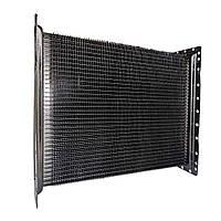 Серцевина радіатора 70У-1301020 (4-х ряд) алюмінієва (JFD)