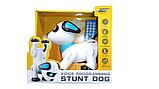 Робот собака на радиоуправлении Stunt Dog К 21, фото 7