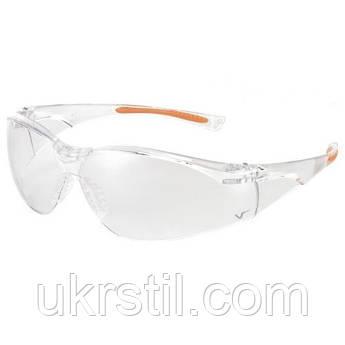 Очки защитные незапотевающие прозрачные, 513 Univet