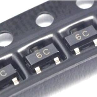 Чіп BC817-40 BC817 6C, SOT23 транзистор біполярний NPN