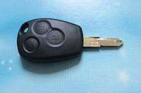 Корпус ключа к Renault Trafic, Opel Vivaro , Nissan Primastar