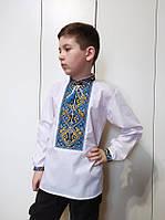 Вышиванка для мальчика /Дитяча вишиванка на хлопчика