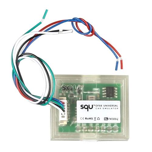 Эмулятор иммобилайзера авто IMMO ESL EZS AirBag, SQU OF68, аналог Julie
