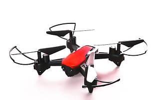 Квадрокоптер радиоуправляемый CH098 2.4Ghz, красный