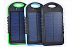 Солнечное зарядное устройство Power Bank 28000 mAh, фото 6