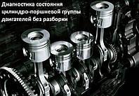 Диагностика  состояния цилиндро-поршневой группы  двигателя внутреннего сгорания без разборки
