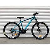 Велосипед двоколісний Top Rider 680 26 дюймів алюміній, фото 6