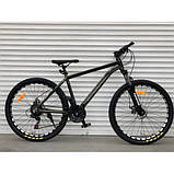 Велосипед двоколісний Top Rider 680 26 дюймів алюміній, фото 3