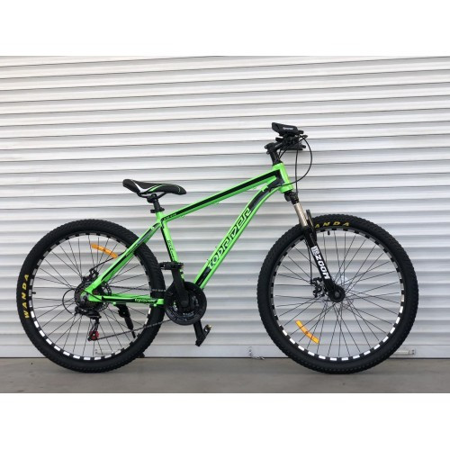 Велосипед двоколісний Top Rider 680 26 дюймів алюміній