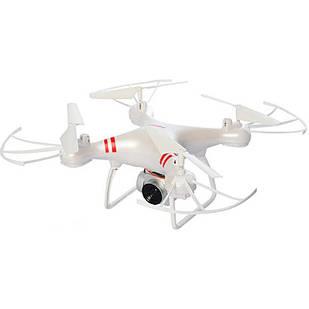 Квадрокоптер S65 з камерою і wi-fi, білий Без бренду