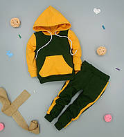 Детский спортивный костюм для мальчика на рост 86-128 см