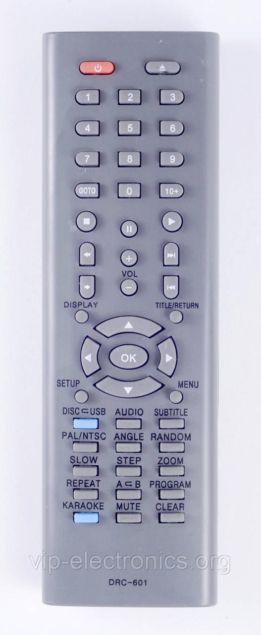 Пульт Meredian DRC-601 604 705 як оригінал