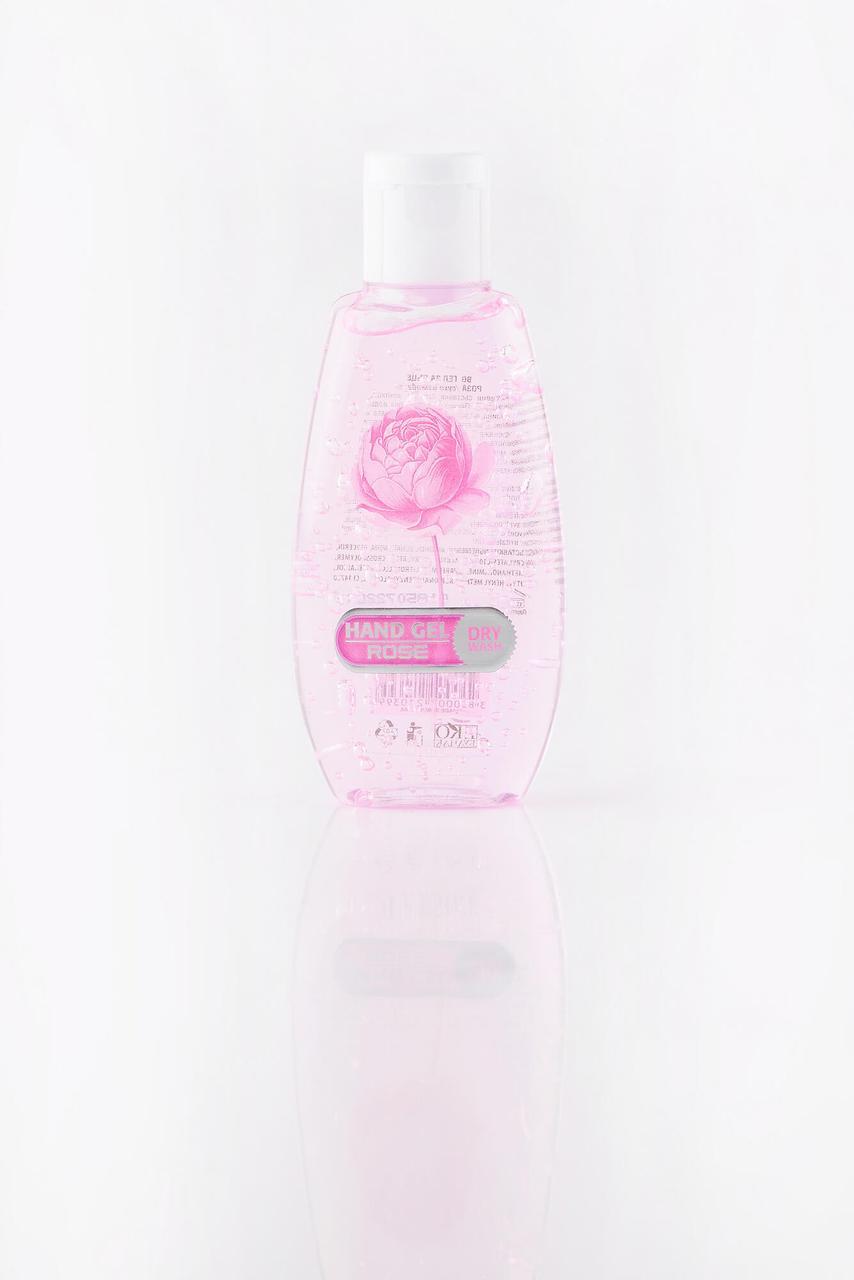 BULGARIAN ROSE Rose Original Hand Gel Dry Wash Гель для рук сухе очищення з екстрактом троянди