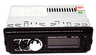Автомагнітола зі знімною панеллю MP3 1094 з Bluetooth