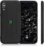 Чехол Fiji Soft для Xiaomi Black Shark 2 / Pro силикон бампер черный