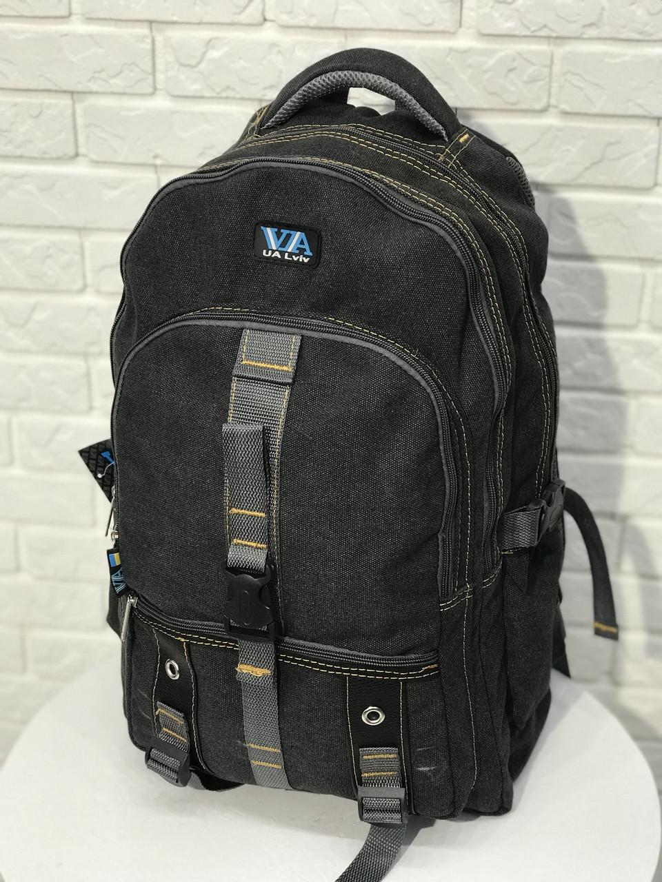 Городской рюкзак VA R-89-150, серый
