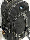Городской рюкзак VA R-89-150, серый, фото 2