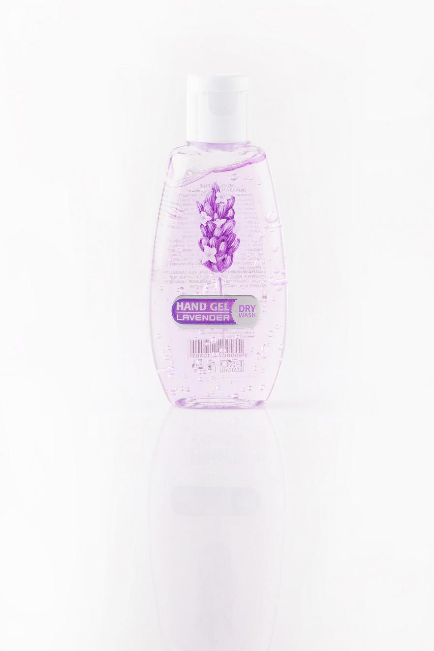BULGARIAN ROSE Lavender Hand Gel Dry Wash Гель для рук жінці очищення з екстрактом лаванди