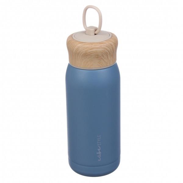 Термос Case Style 611-017, синій
