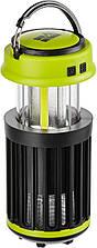 Ліхтар SKIF Outdoor Gaper Black/Green із захистом від комах