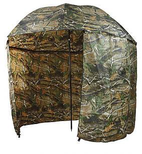 Зонт намет для риболовлі вікно d2.2м SF23817 Дубок Хакі
