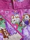 Дитяче покривало - ковдра з наволочкою, фото 3