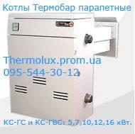 Котел Термобар парапетный КС-ГС-12,5S газовый одноконтурный (Барский завод), фото 1