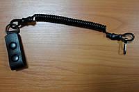 Шнур страховочный Тренчик  с карабином, фото 1