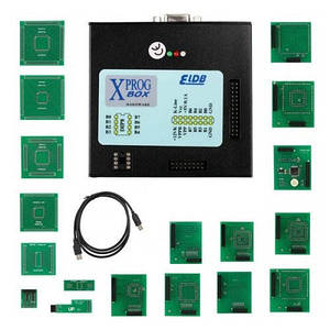 Xprog Box 5.55 программатор ЭБУ ECU автомобилей