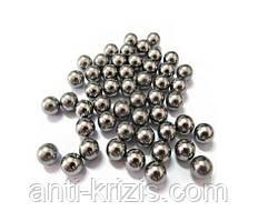 Кульки для рогатки сталеві, 8 мм (100 штук)