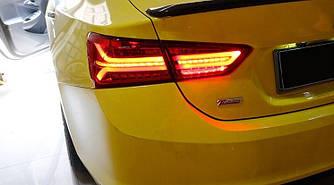 Фонари Chevrolet Malibu (16-19) тюнинг Led оптика