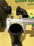 Фільтр обприскувача всмоктуючий з запірним клапаном великий (коліно 50 мм) Фільтр на ОП-2000, фото 3
